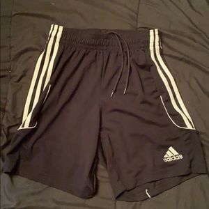 Adidas Climalite Soccer Shorts Men's Small